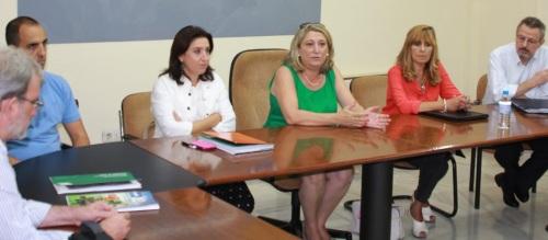 Almuñécar pide a la Junta un esfuerzo para cubrir las pérdidas de los agricultores de subtropicales afectados por la tormenta de granizo