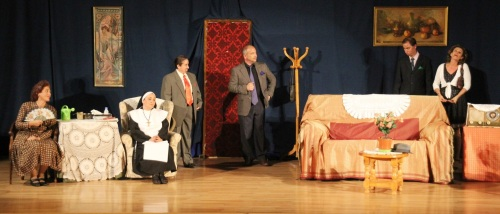 Arranca la temporada de teatro con Melocotón en Almíbar, de Miguel Mihura