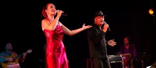 Éxito de French Latino en su actuación en Almuñécar