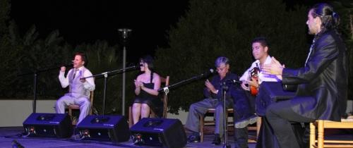 Éxito del festival flamenco de homenaje a Manuel Rodríguez El Ruso