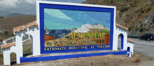 Del terracota africano al blanco y azul andaluz