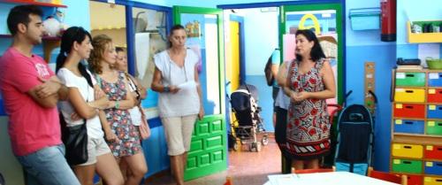 El nuevo curso ha comenzado en las escuelas infantiles municipales de Almuñécar