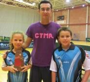 Lucia López se proclama campeona del Top Promesas 2013 de tenis de mesa