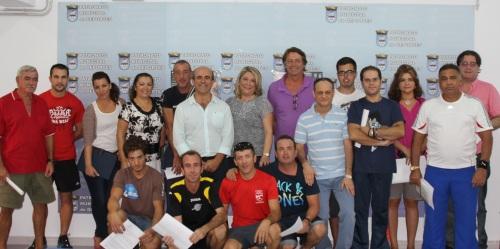 Nuevo convenio para realización de las Escuelas Deportivas Municipales