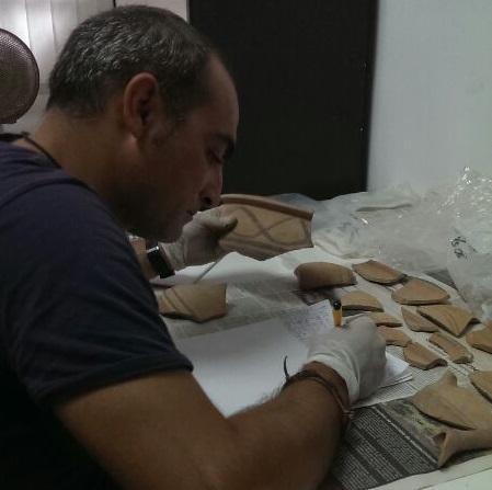 Técnicos municipales catalogan diverso material arqueológico 2