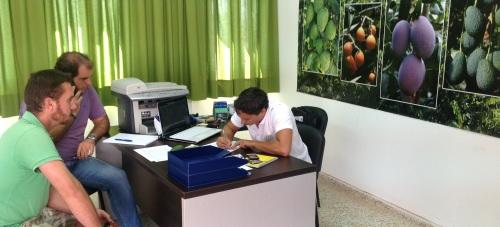 Ya está operativa la Oficina de Atención al Agricultor
