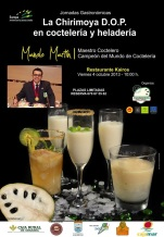 Almuñécar alberga unas jornadas gastronómicas sobre la chirimoya