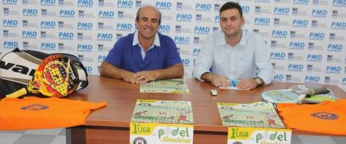 Almuñécar contará con una Liga Local de Pádel a partir de noviembre
