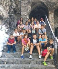 Alumnos del colegio motrileño Cardenal Belluga conocieron el patrimonio sexitano