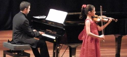 Éxito en la apertura a la temporada de conciertos de JJ. MM. de Almuñécar