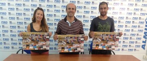 Carrera de Motocross valedera para el Campeonato de Andalucía