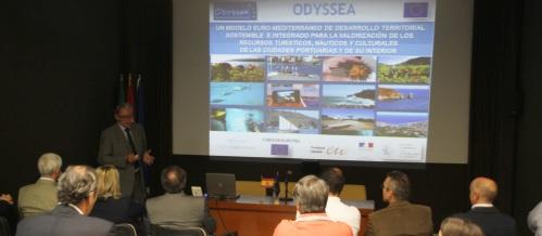 Clausura y firma de adhesión  del proyecto Odyssea Al Andalus