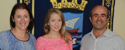 Cristina Torrecillas disputará el Mundial Juvenil de Pádel en Argentina