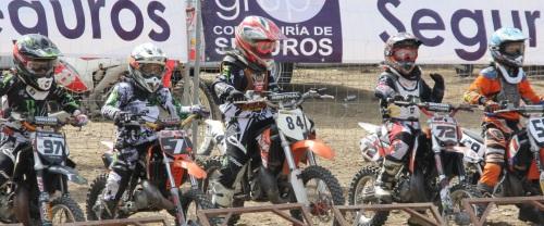 """Francisco M. Alonso ganó en la II Carrera de Motocross """"Ciudad de Almuñécar"""""""