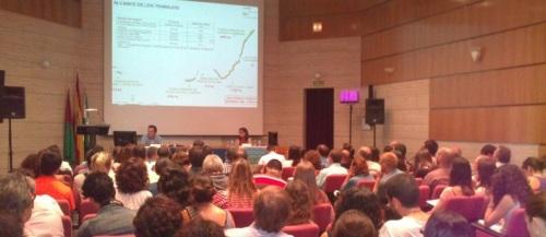 Jornadas técnicas sobre las praderas marinas en el litoral español