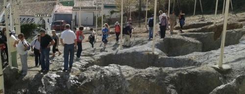 La arqueología de Almuñécar despierta interés en Málaga