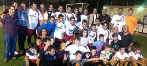 La Cofradía de San Juan gana el IV Mundialito Cofrade de Futbol 7