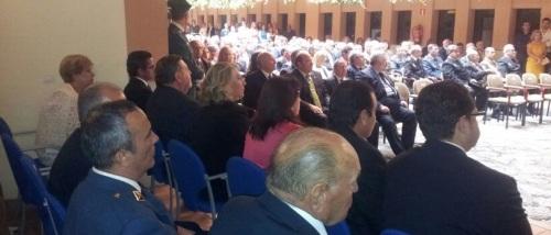 La Guardia Civil concede el Tricornio de Plata a la alcaldesa de Almuñécar