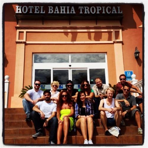 Costa Tropical Music Camp 2013