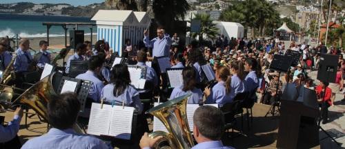 Nuevo curso de la Escuela Municipal de Música de Almuñécar