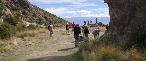 Senderismo por el Parque Natural de la Sierra de Huétor 2013
