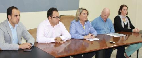 Trinidad Herrera pide la implicación de la Junta respecto a Carmenes del Mar