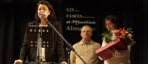 Almuñécar dio un emotivo homenaje póstumo a Eugenio Matías Pérez