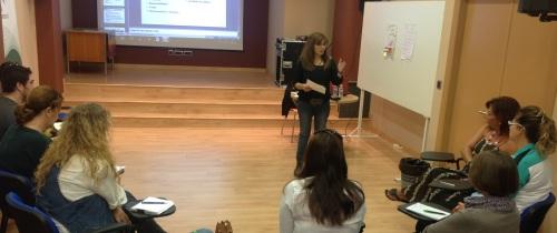 El CADE de Almuñécar celebró hoy un curso formativo en Técnicas de Ventas