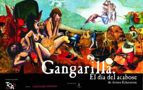 """Teatro de Almagro pondrá en escena la obra """"Gangarilla. El día acabose"""""""