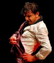 """Juan Andrés Maya presenta su espectáculo flamenco """"Homenaje"""""""