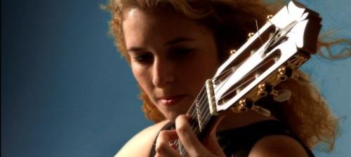 María Esther Guzmán ofrecerá este miércoles un recital de guitarra clásica