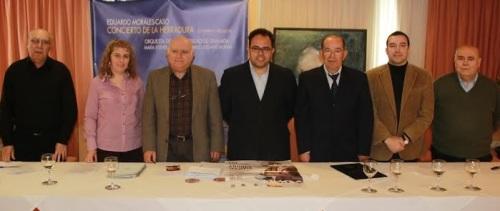 "Jurado del Certamen Internacional de Guitarra Clásica ""Andrés Segovia"" de La Herradura (Almuñécar)"