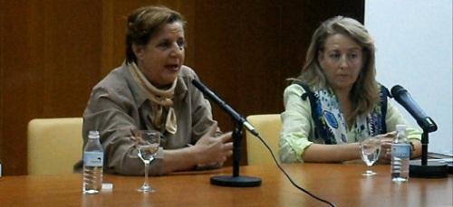 Olga Ruano valora como muy positivas las I Jornadas de Arqueología e Historia