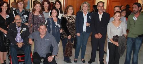 Trinidad Herrera inauguró la exposición de pintura colectiva Así es mi pueblo