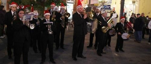 Las calles de Almuñécar se llenarán de música estas navidades