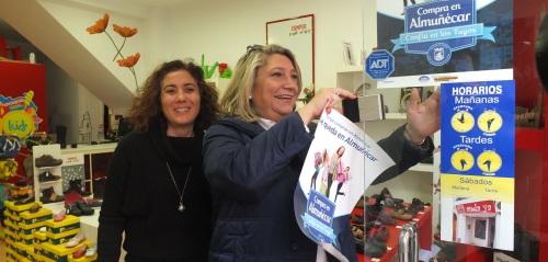 Almuñécar pone en marcha una campaña para animar  las compras locales