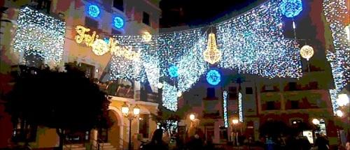 Almuñécar y La Herradura encienden este jueves el alumbrado navideño