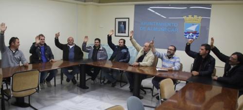 Los agricultores sexitanos abandonan la protesta y centran sus esperanzas en el encuentro con la delegada provincial de Agricultura