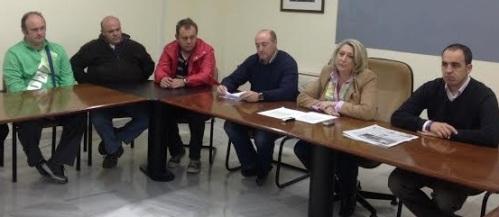 Ayuntamiento de Almuñécar y agricultores se movilizan contra la discriminación que ha tenido el campo sexitano con respecto al de El Ejido