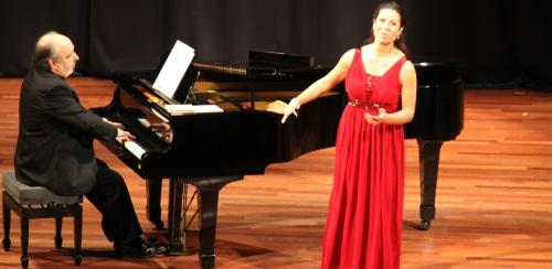 """Bello concierto """"Los colores de la música: de la canción al musical"""""""