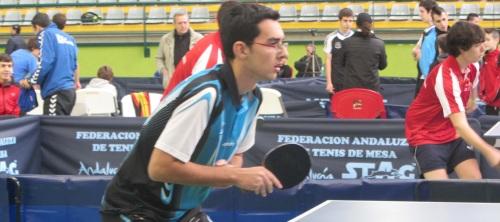 Dos victorias y dos derrotas del Club Tenis Mesa Almuñécar