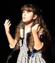 Lucía García Guerrero ofreció en Almuñécar un bello concierto