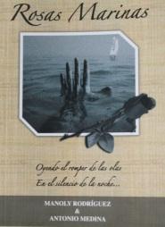 """Este viernes se presenta el libro de poemas """"Rosas Marinas"""""""