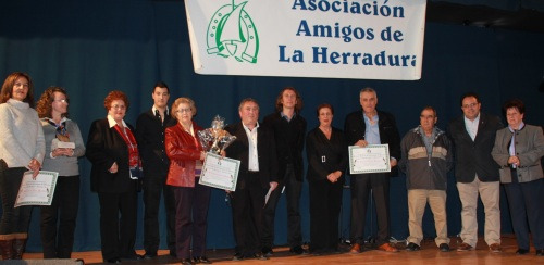 PREMIADOS CERTAMEN POESIA AMIGOS DE LA HERRADURA 2012 2