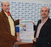 El PMD de Almuñécar presenta 18 rutas en el programa de senderismo 2014
