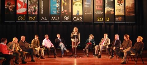 Almuñécar presenta su programación cultural para el 2014
