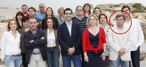 Brutal agresión al portavoz del PP en el Ayuntamiento de Salobreña