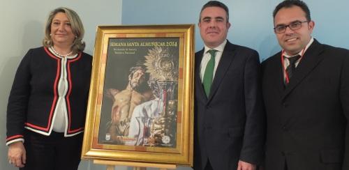 Almuñécar apoya su Semana Santa como referente cultural y turístico