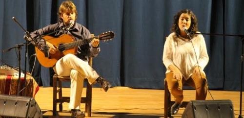 Bello concierto del Dúo Sortilegio en La Herradura