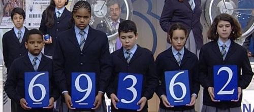 Cinco décimos del Segundo Premio de la Lotería del Niño llegaron Almuñécar desde Vélez Málaga